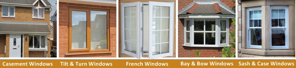 supply and fit double glazing